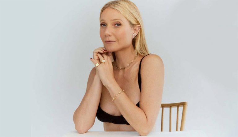Goop, il brand di Gwyneth Paltrow, lancia G. Label Jewelry